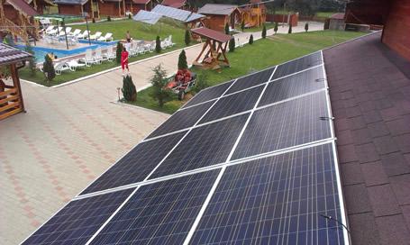 Sisteme fotovoltaice medii cu backup generator – 230V c.a.