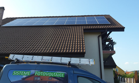 Sisteme fotovoltaice on-grid rezidentiale