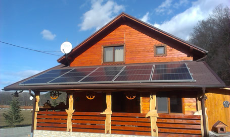 Sisteme fotovoltaice trifazate cu backup generator – 400V c.a.