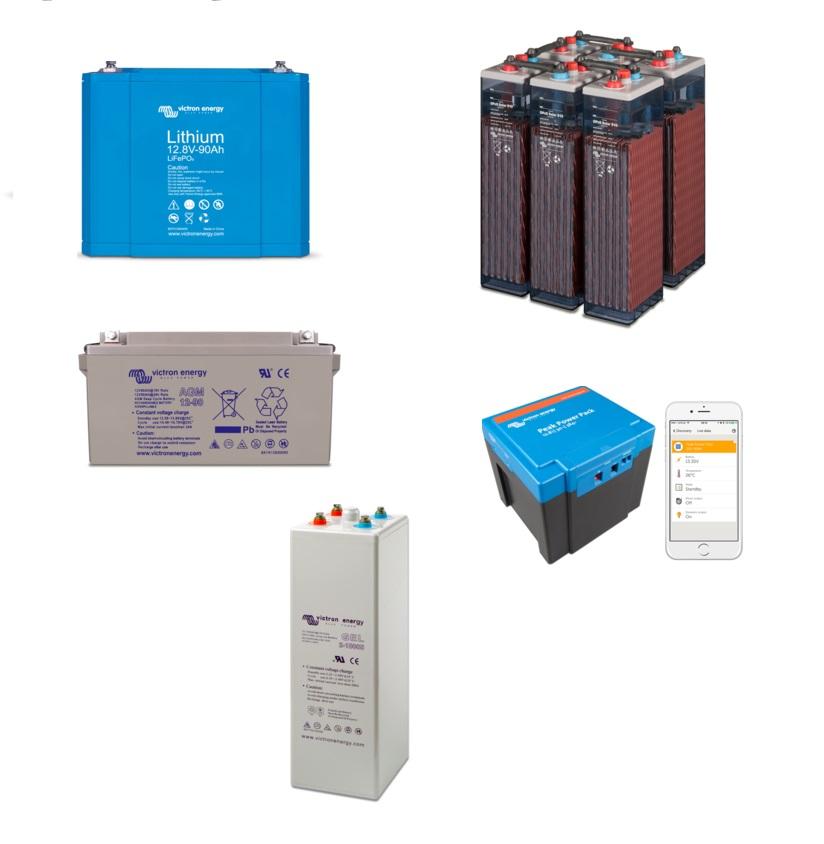 Acumulatori / Baterii