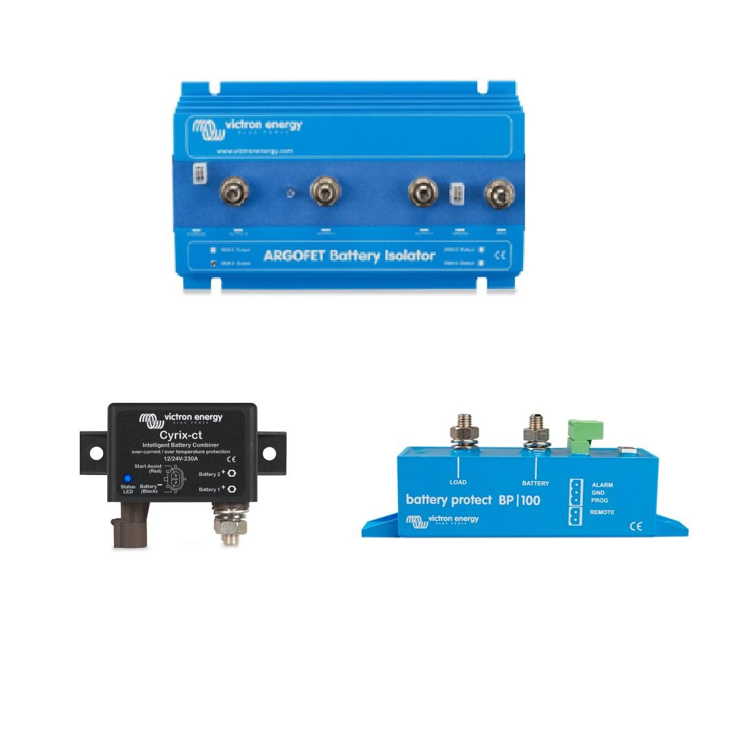 Separatori / combinatori de baterie
