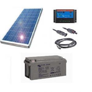 Kit-uri fotovoltaice 12V