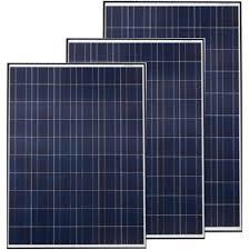 Panouri fotovoltaice policristaline 200Wp-310Wp
