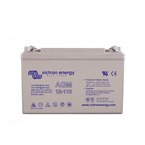 Acumulator Victron Energy AGM 110Ah