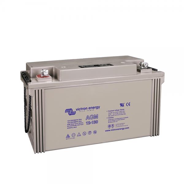 Acumulator Victron Energy AGM 130Ah