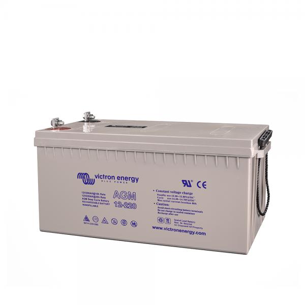 Acumulator Victron Energy AGM 220Ah