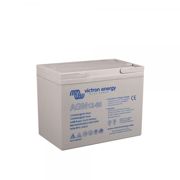 Acumulator Victron Energy AGM 60Ah