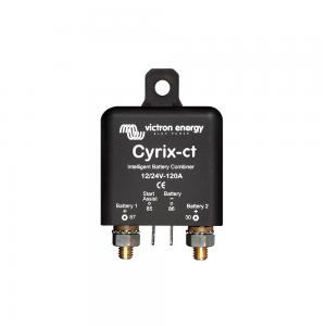 Combinator de acumulatori Cyrix-ct 120A