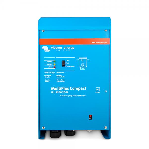 Invertor MultiPlus Compact 12-1600-70