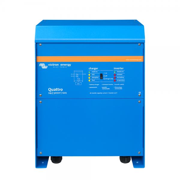 Invertor Quattro 24 - 5000 - 120