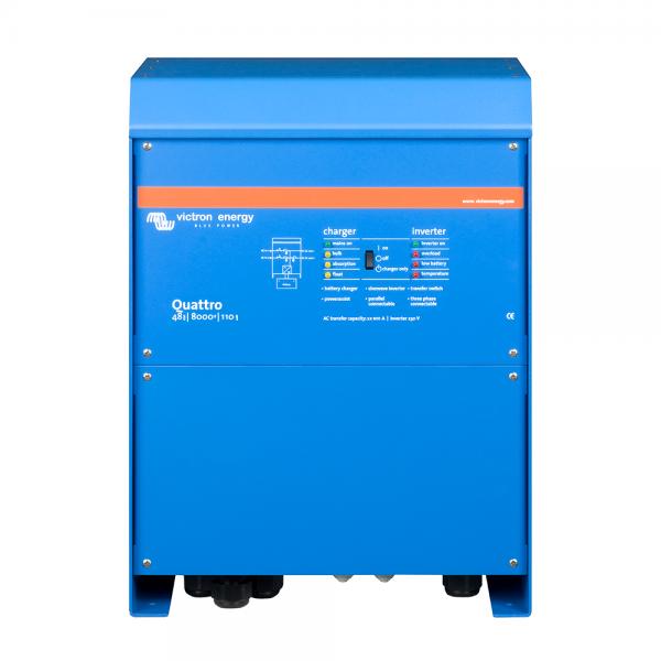 Invertor Quattro 48 - 8000 - 110
