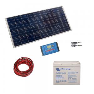 Kit fotovoltaic cu panou de 175Wp
