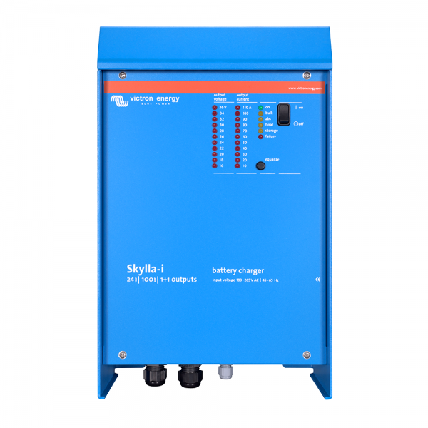 Redresor incarcator Skylla-i 24V-100A