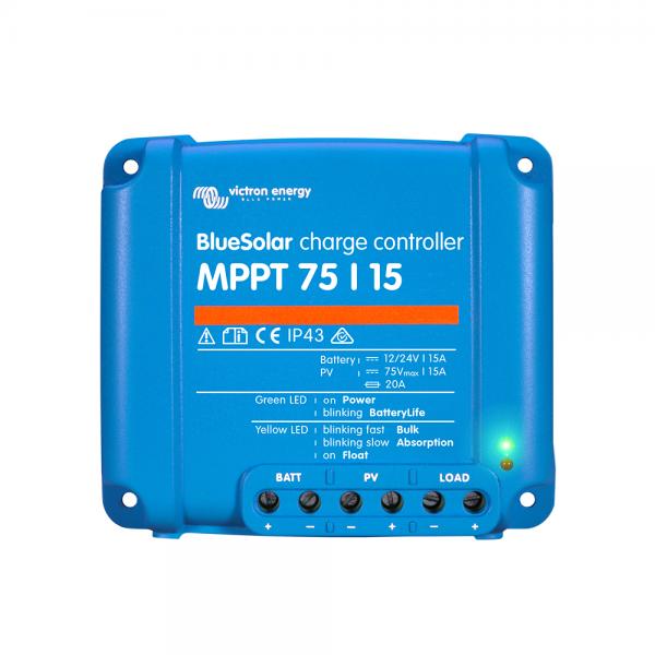 Regulator Victron Energy Blue Solar MPPT 75-15
