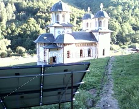 Fotovoltaic Manastirea Baisoara