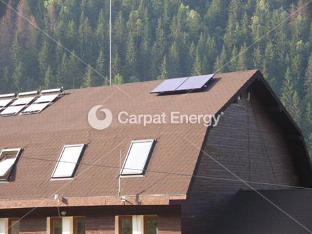 Sistem off-grid hibrid 0.95kW – Retezat