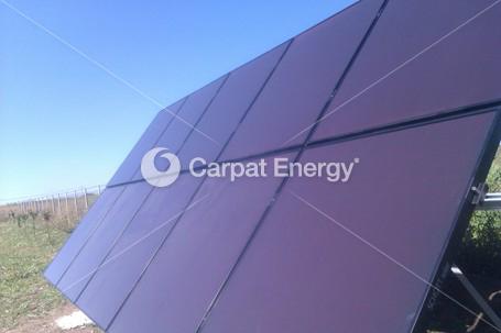 Sistem fotovoltaic independent 1kW – Iasi