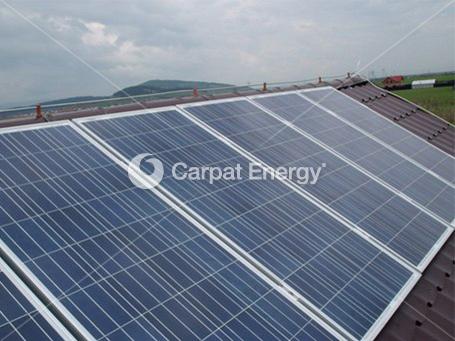 Sistem fotovoltaic independent 1kW – Brasov