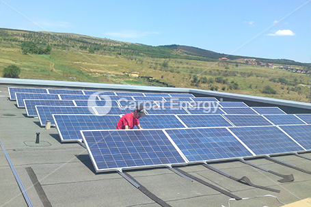 On-grid 15 kWp Cluj
