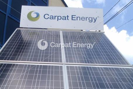 Sistem on-grid Carpat Energy