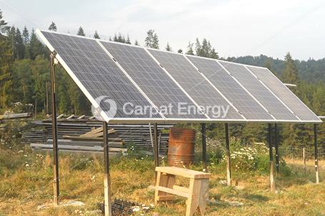 Off-grid Ditrau