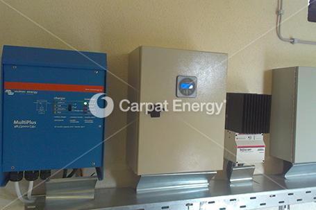 Sistem off-grid 1,47 kWp Praid