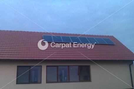 Sistem hibrid 1.92 kWp Arad
