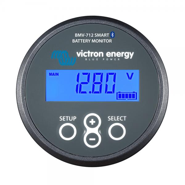 Monitor de baterii Victron Energy - BMV 712 SMART
