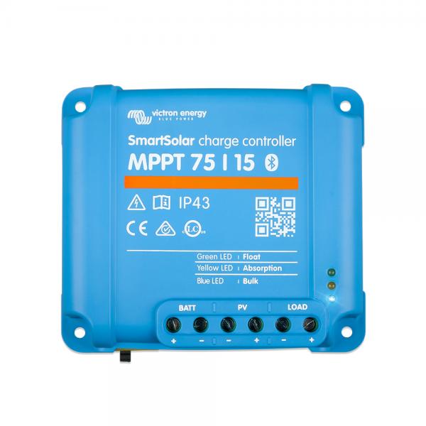 Regulator Victron Energy Smart Solar MPPT 75-15