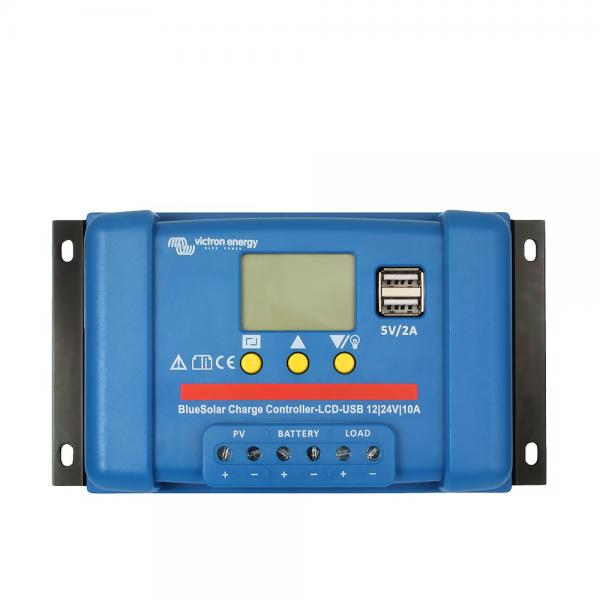 Regulator Victron Energy PWM- LCD&USB