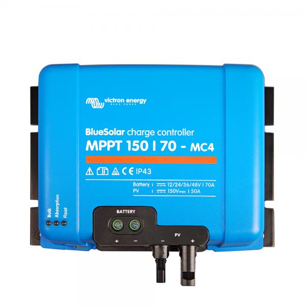 Regulator Victron Energy Blue Solar MPPT 150-70 MC4