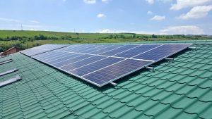 Sistem fotovoltaic on-grid Carpat Energy
