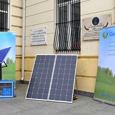 Kituri fotovoltaice mobile de la Carpat Energy